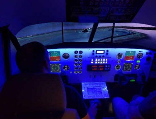Simuladores de vuelo en Barcelona