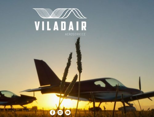 Magnífico vídeo presentación de Viladair – Empresa de servicios aéreos